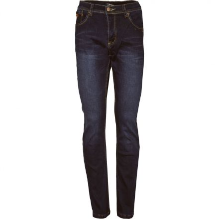 M. Sara Denim KB1606 DarkBlue Stretch